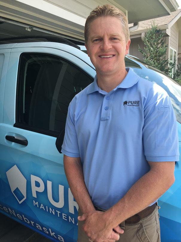 Jeff from Pure Maintenance Nebraska