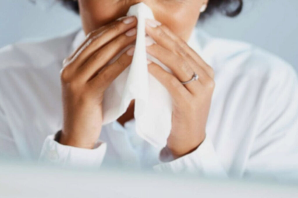 Mold Allergy Sneezing